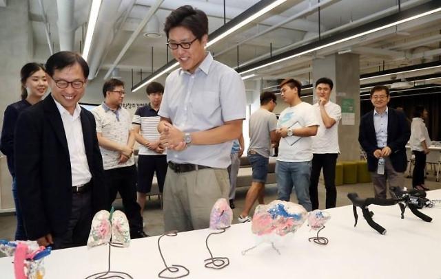 [스타트업 창조경제 싹튼다]⑩ 메디컬아이피 3D프린팅 기술로 의료과실 줄인다