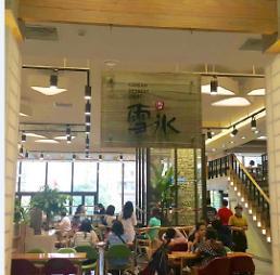 """.中国市场""""李鬼""""频现 韩国餐饮连锁品牌屡遭山寨."""