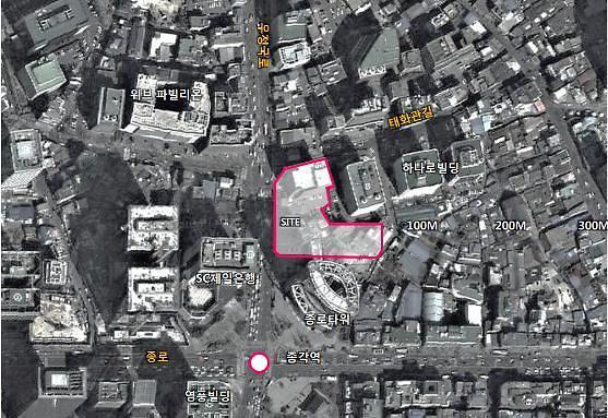 600년 도시조직 종로구 공평동 문화재 전면 보존… 서울시, 전시관으로 조성