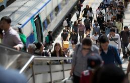 .韩国中秋假期结束 移动人口超过3000万.