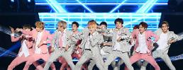 .K-pop boy band Seventeen makes Billboards 21 Under 21 Playlist for this year .