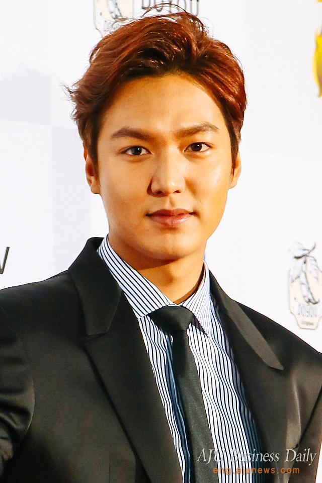 Lee Min-ho rocks Korean advertising industry