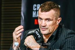 ".Retired ""Cro Cop"" faced with doping charges."