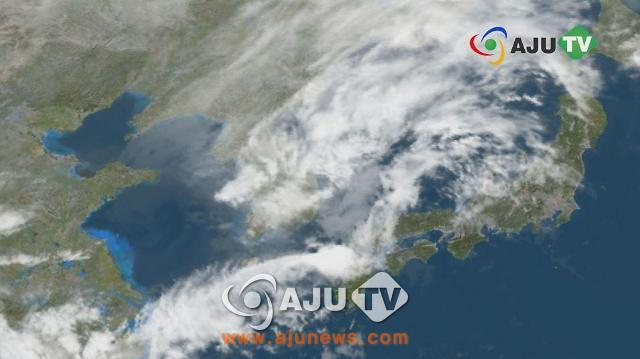 [AJU TV] 오늘 날씨, 전국 흐리고 한낮 포근… 남부• 강원영동 늦은 오후부터 빗방울