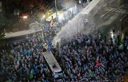 .首尔爆发7年来最严重游行 要求朴槿惠下台.