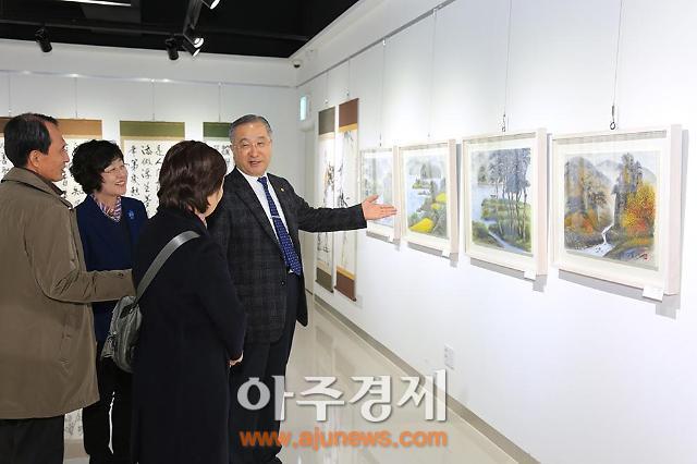 원광대 평생교육원, 제6회 봉황전 개최