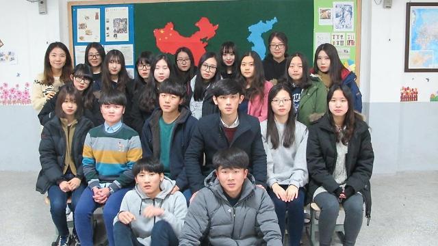 <산동성은 지금>중국 옌타이서, 학생들 스스로 체험학습의 기회 만들어