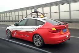 .百度加入自动驾驶汽车开发竞争行列.