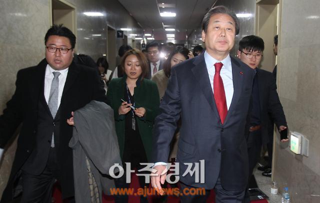 鄭 의장·與野 지도부, 선거구획정 협상 또 결렬