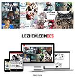 .Korean Web-cartoon platform 'Lezhin Comics' advances into U.S. market.
