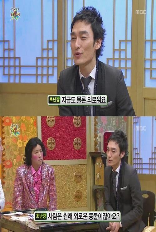 """스맙(SMAP) 해체 초난강 """"가장 외로울 때? 지금"""" 발언 눈길"""