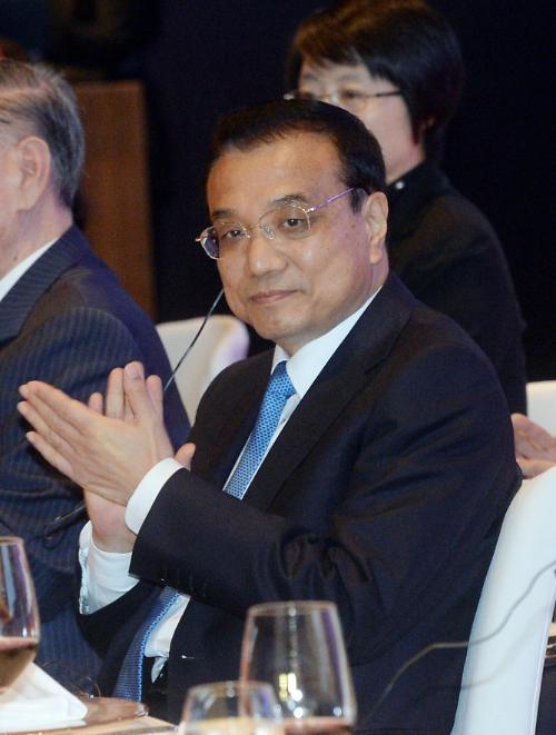"""리커창 경제 자신감, """"중국 GDP 7% 가까이 성장했다"""""""