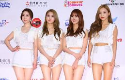 .KARA disbanding goes official.