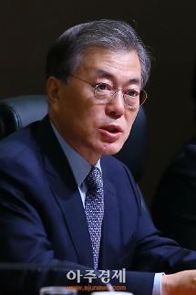 """문재인, 김홍걸 공천 약속설에 선 긋기…""""불출마 뜻 밝혔다"""""""