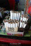 .Cigarette prices to be hiked at duty-free shops.