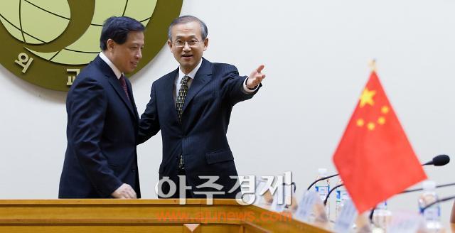"""중국 외교부 장예쑤이 """"한국에 사드는 반대, 안보리 결의안은 찬성"""""""