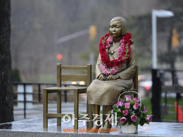 채인석 화성시장, 내달 1일 '평화의 소녀상' 해외 건립 공동성명 발표