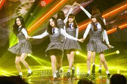.G-Friend dominates Korean music scene.