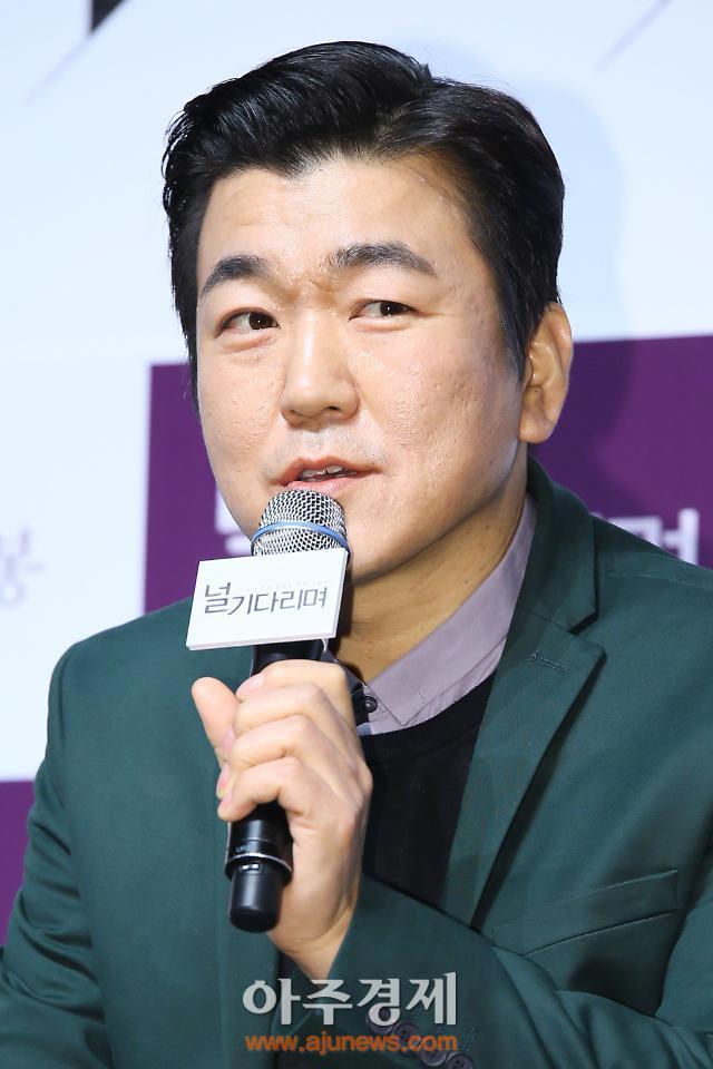 """'널 기다리며' 윤제문 """"욕 잘하는 형사 역, 시나리오에 충실했다"""""""