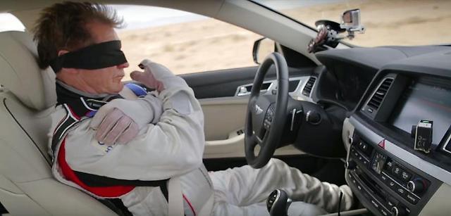 Hyundais Genesis wins South Koreas first self-driving license