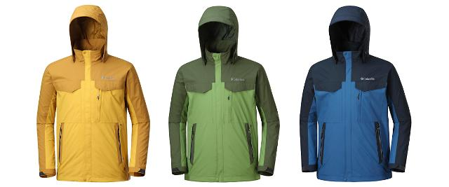 컬럼비아, 간절기 방풍 재킷 '로저 아일랜드' 출시