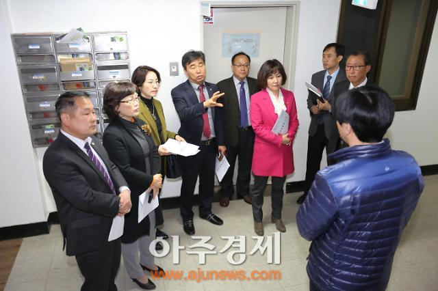 안양시의회 안양벤처센터 현장활동 펼쳐