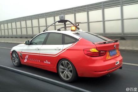 인공지능 무장 中 바이두 자율주행차, 美서 곧 시범주행