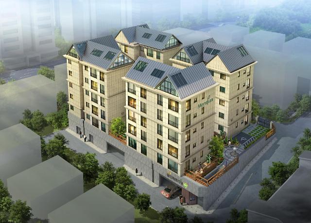 월드건설산업, 서리풀 월드메르디앙 레브 25일 견본주택 오픈