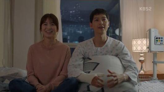[간밤의 TV] 태양의 후예 송중기-송혜교, 해피엔딩일까요? 새드엔딩일까요?