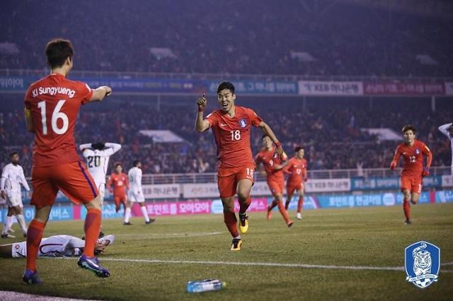 [월드컵 최종예선] 한국, 9월1일 중국과 첫 홈경기…이란 원정은 10월11일