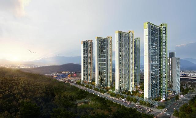 광명역세권 분양 재개… 광명역 태영 데시앙 이달 분양