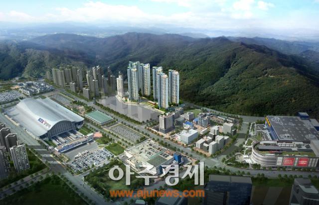 태영건설, 광명역 태영 데시앙 이달 분양