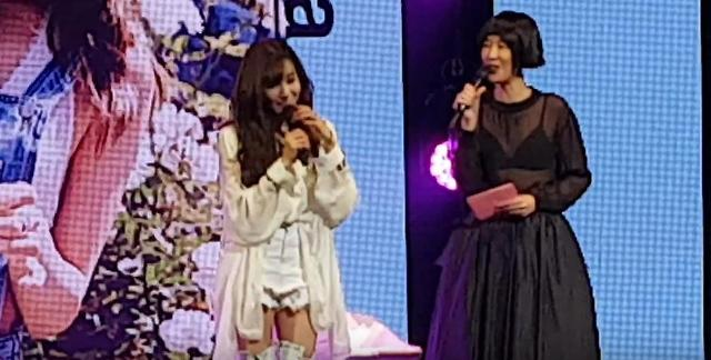 [AJU VIDEO] Tiffany unveils cute, sexy and lovely charming points