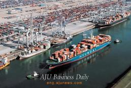 .Hyundai Merchant left out of global shipping alliance.