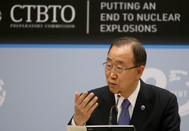 UN chief: Dont vote for politicians denying climate change.