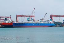 国内9つの造船会社の負債規模、100兆ウォンを超えた