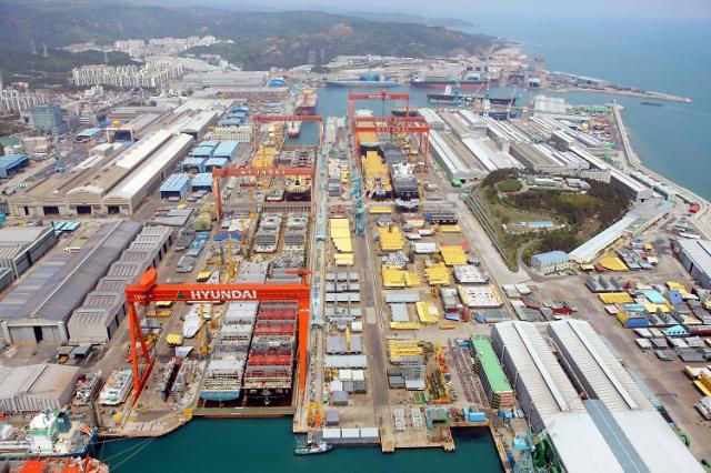 Creditors approve Hyundai Heavys self-rehabilitation program