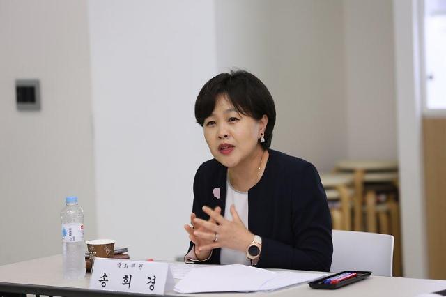 IT전문 송희경 의원, 18개 창조센터 '현장소통 대장정' 돌입