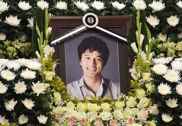 Actor Kim pronounced brain-dead, organs to be donated