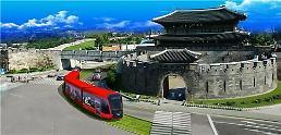 .韩大力推广有轨电车等新型交通工具 开启电力环保交通时代 .