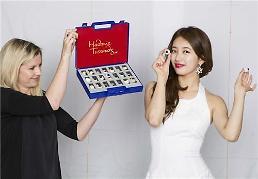 .秀智成为首位韩女星进驻杜莎夫人蜡像馆.