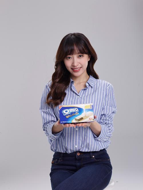 동서식품, 오레오 웨하스스틱 화이트 출시