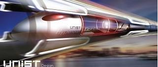 South Koreas UNIST embarks on hyperloop train project
