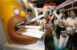 .Cigarette sales recover despite price hike and anti-smoking campaign.