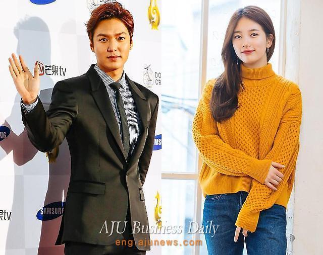 Suzy and Lee Min-ho deny reports of break-up