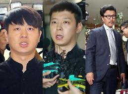 .Police arrest woman in Yoochuns sex scandal.