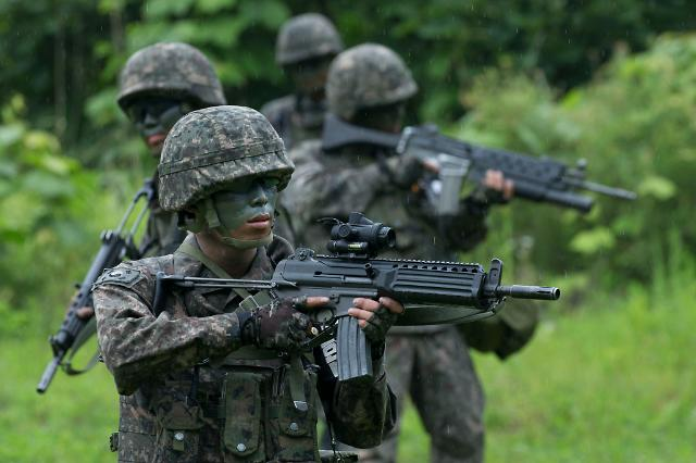 [UPDATES] South Korean front-line artillery stages largest live-fire exercise