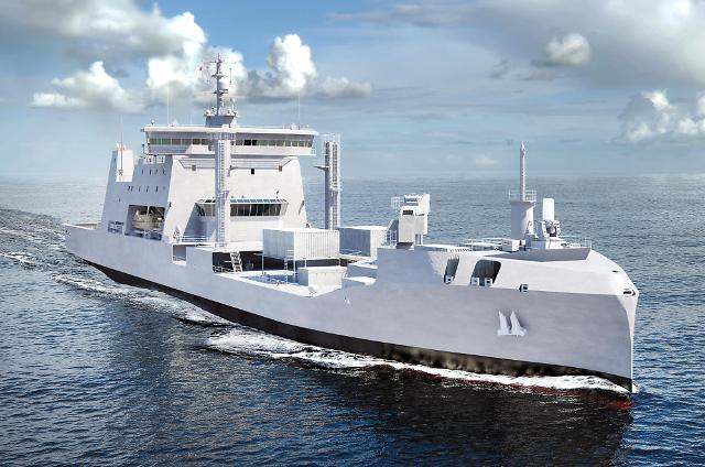 Hyundai shipyard expected to win $337 mln frigate order from Philippine