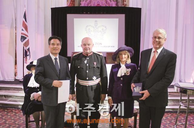 [기획-영국 여왕상 수상] 영국 엘리자베스 2세 여왕... 지역사회를 위한 훌륭한 자원봉사 찬사