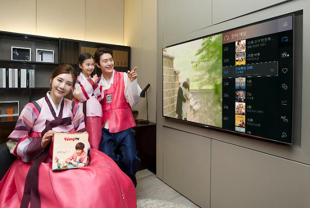 Global TV shipments shrank to seven-year low in first half: Yonhap